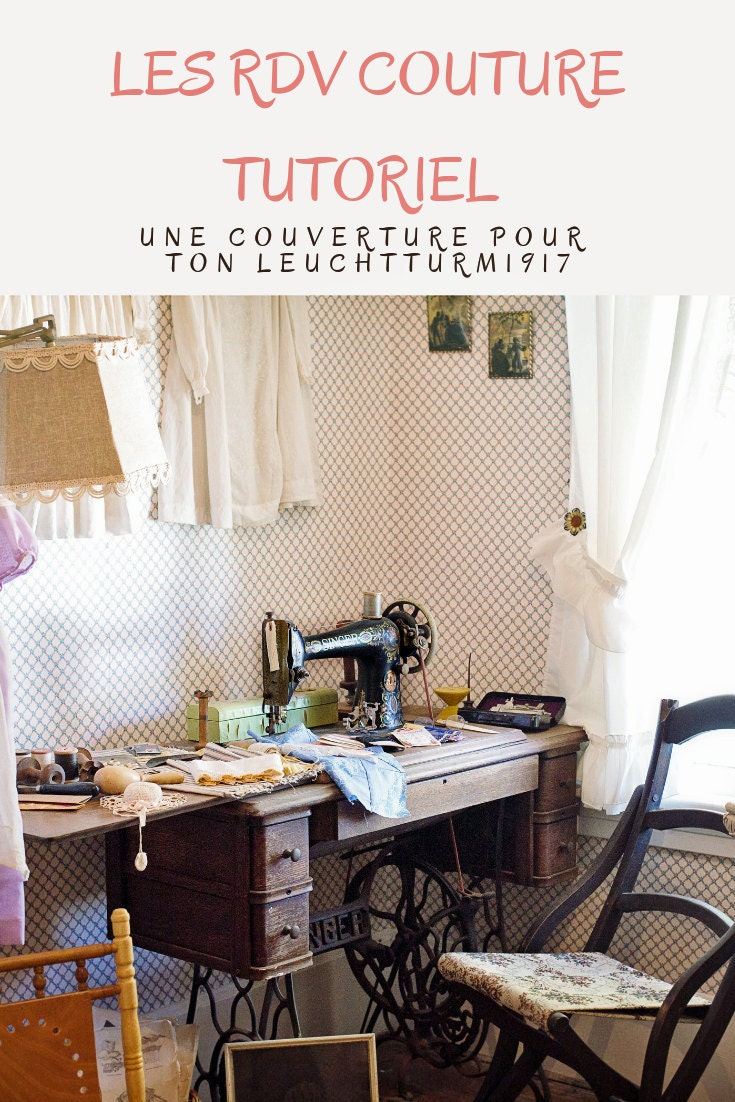 couture, Leuchtturm1917, sewing, tutoriel, Mamy Horse Blog
