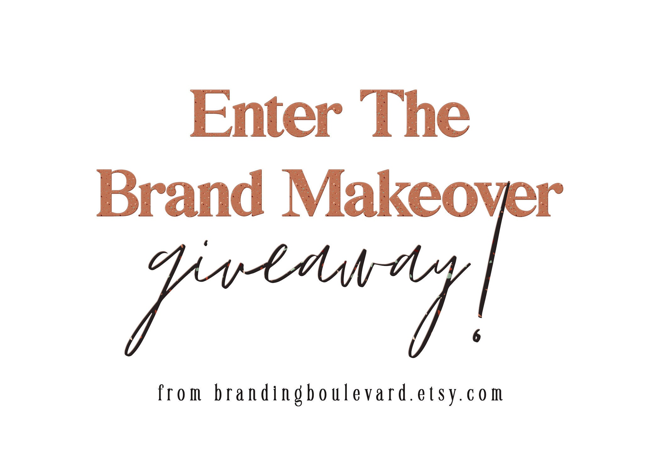 Brand Makeover Giveaway