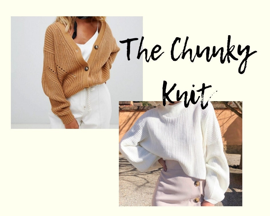 The Chunky Knit