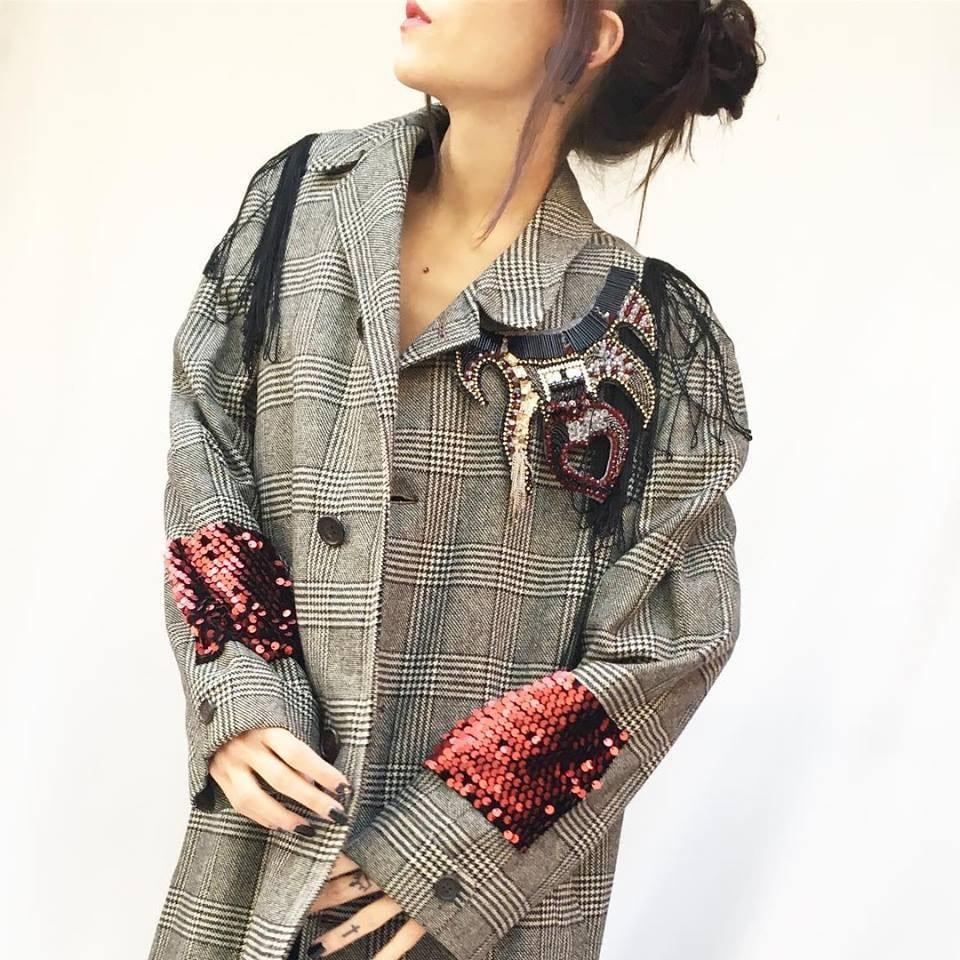 lola darling #coat #discount #halloween #unique piece