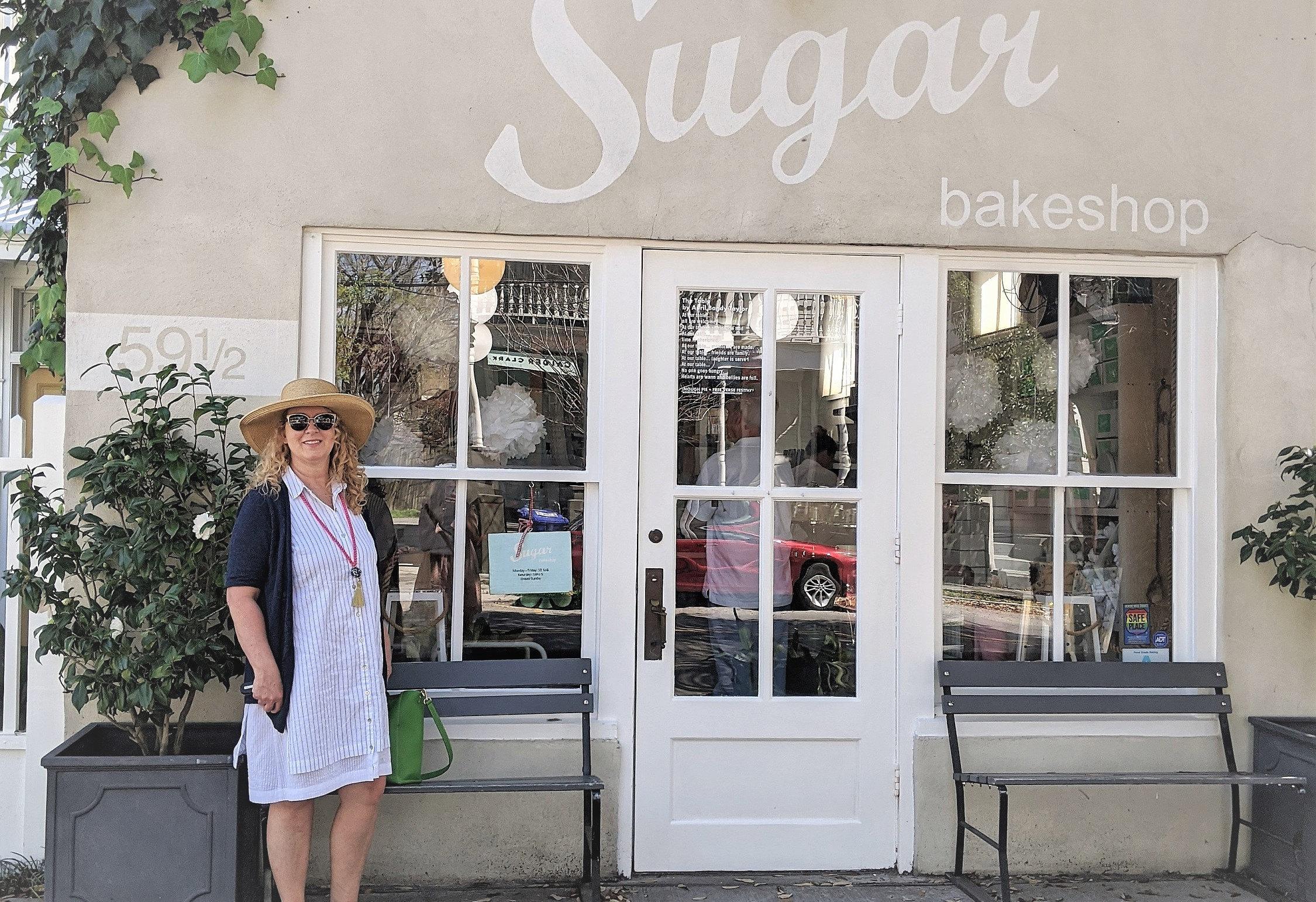 Julie, Owner of The Carolina Ruffle Co.
