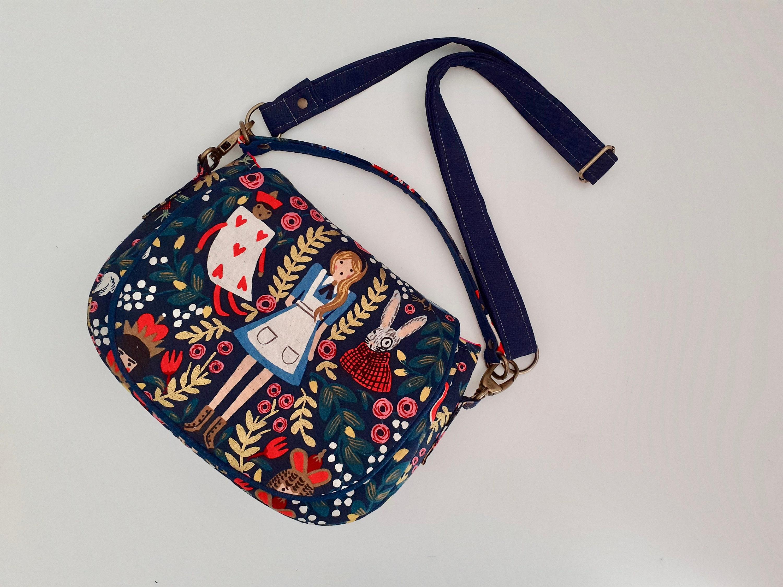 Serena saddle bag pattern sew sofia