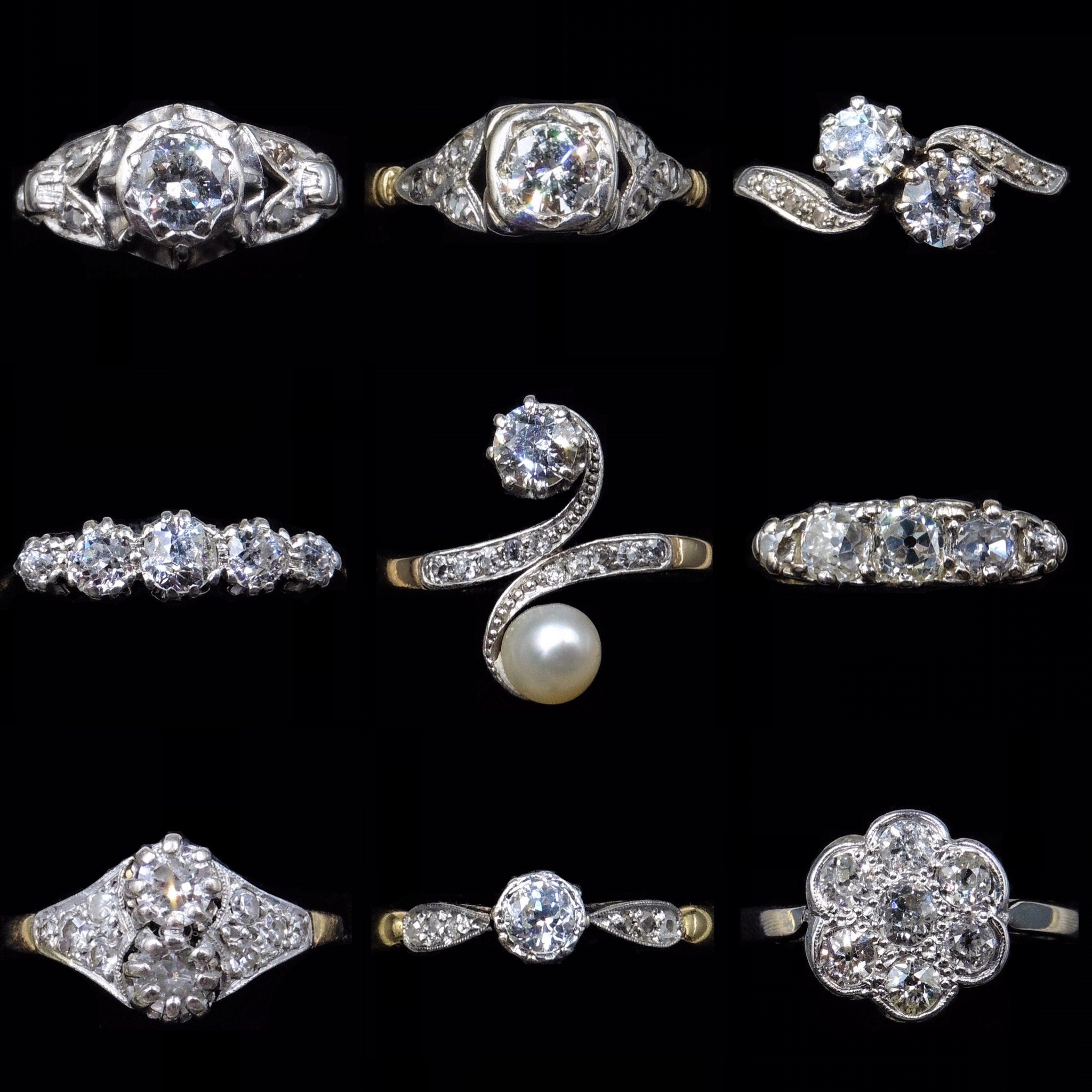 Selection of our Diamonds