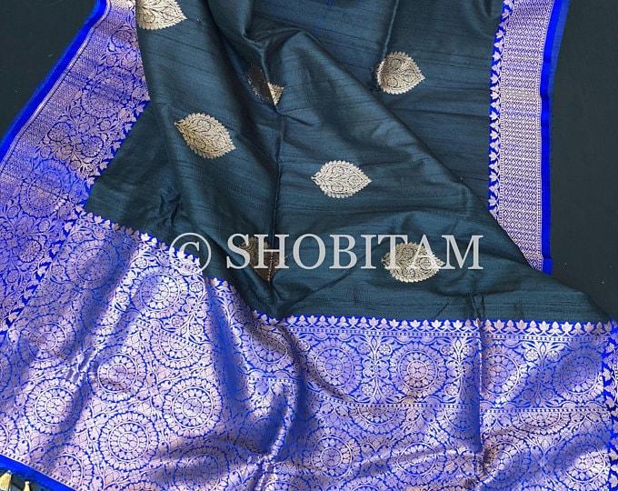 Tussar sarees online