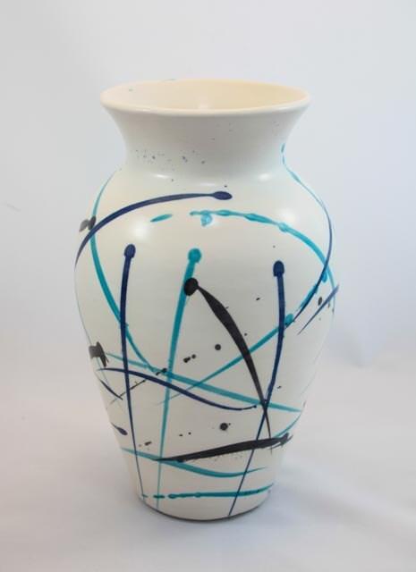 Splatter Pottery - Something Contemporary