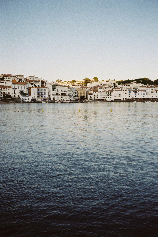 The sea. Spain