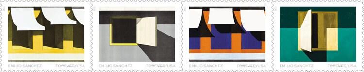 Emilio Sanchez Stamps