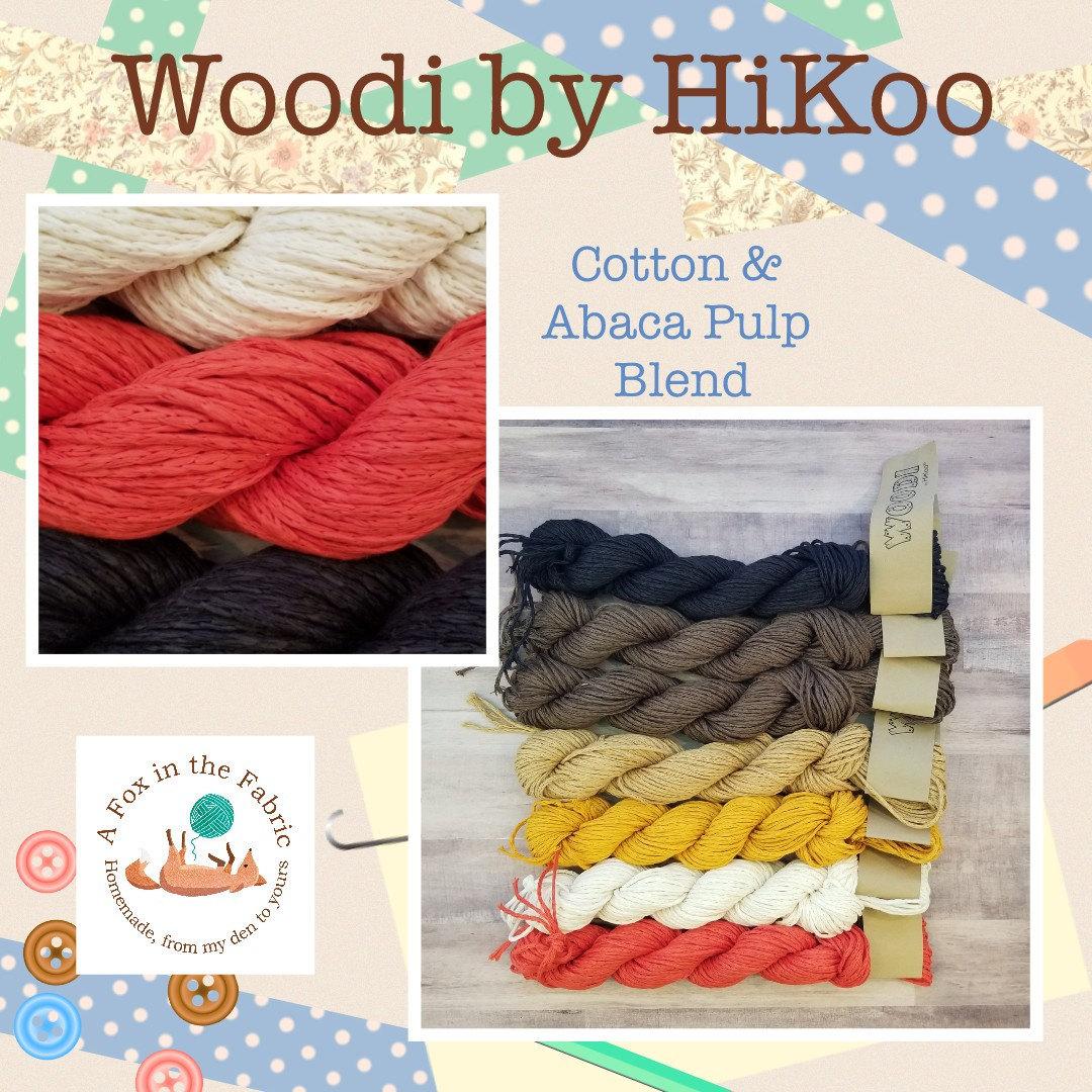 Woodi By HiKoo Yarn
