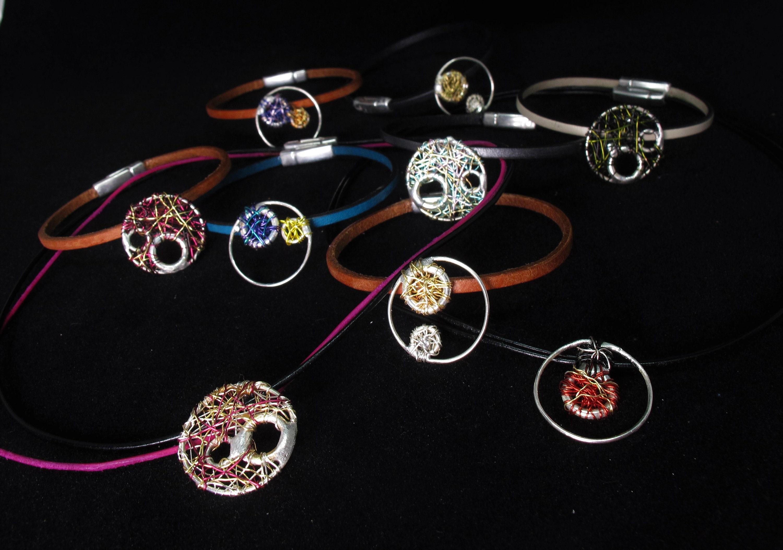 lucky bracelet, art jewelry, unisex Christmas gifts