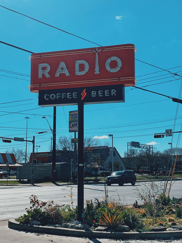 Radio Coffee Beer