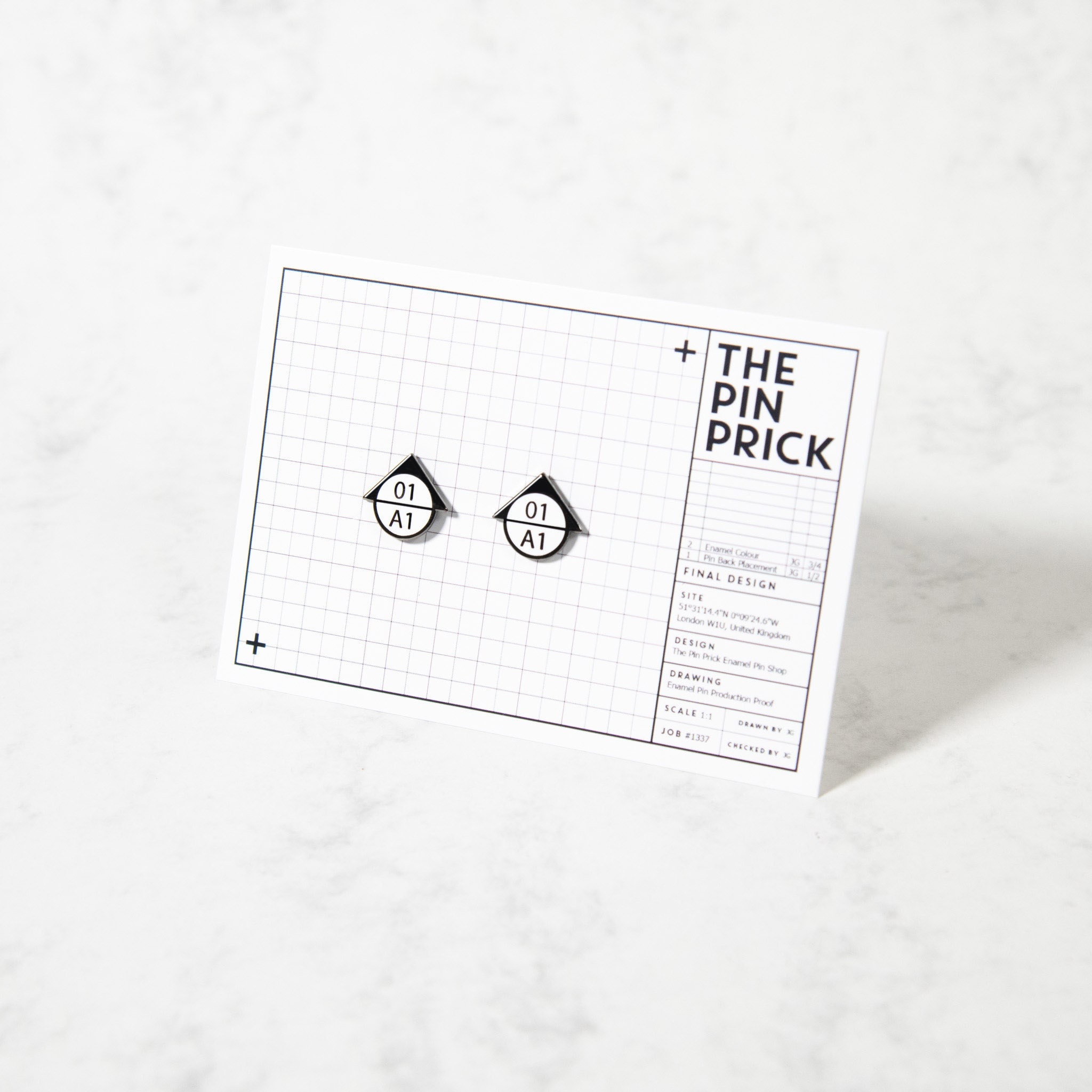 Section Mark Line CAD Symbol AutoCAD Pack Architectural Earrings Cufflinks Gifts