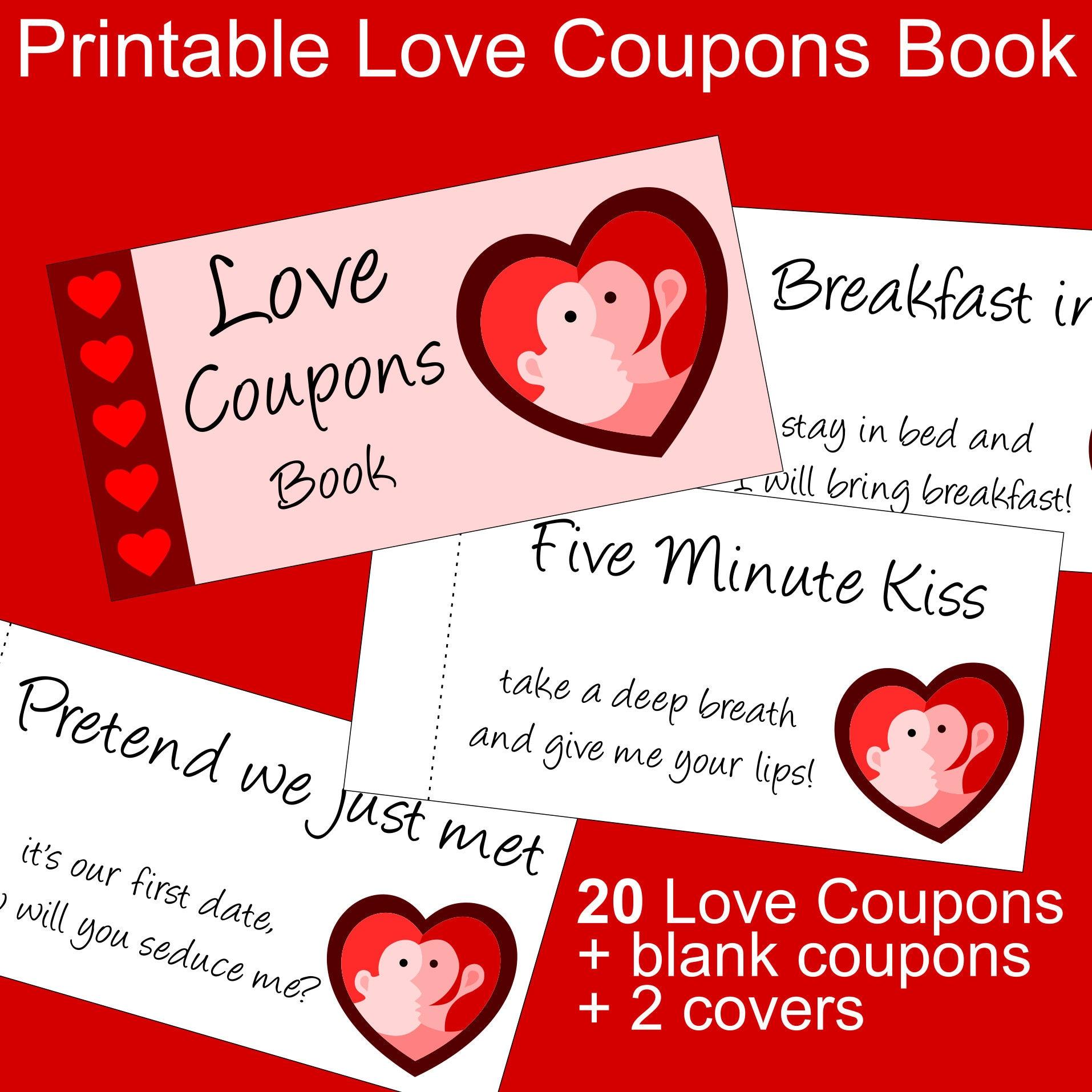 coupon ideas for your boyfriend