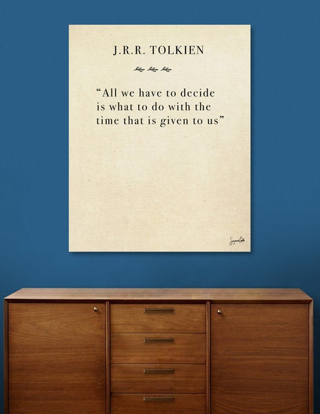 Printable Tolkien Quote