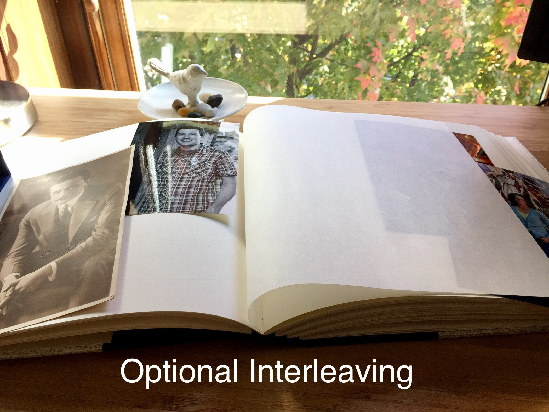 optional interleaving