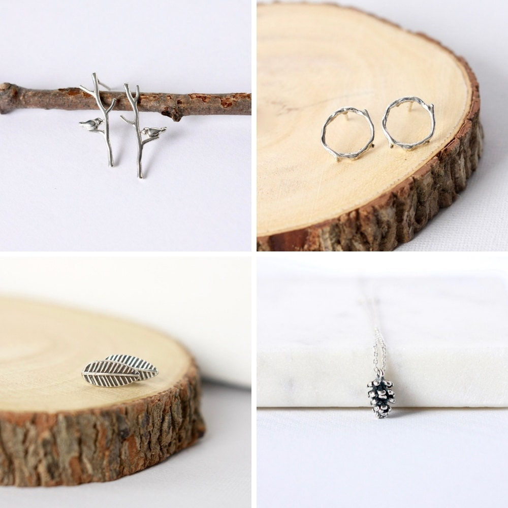 Silver Nature Jewelry