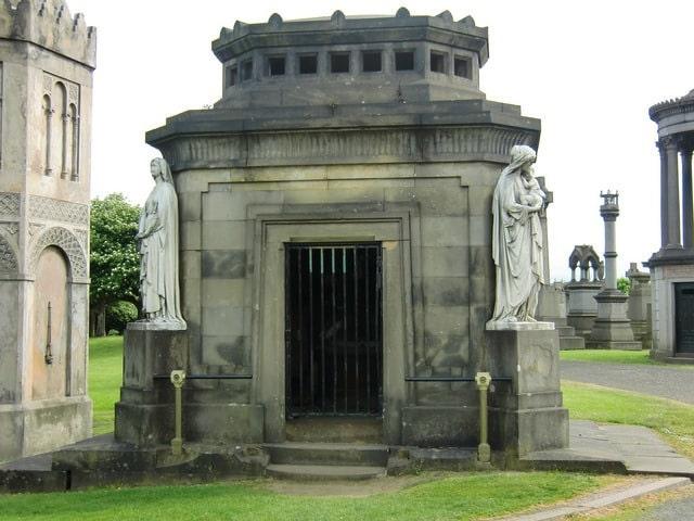 afformentioned mausoleum