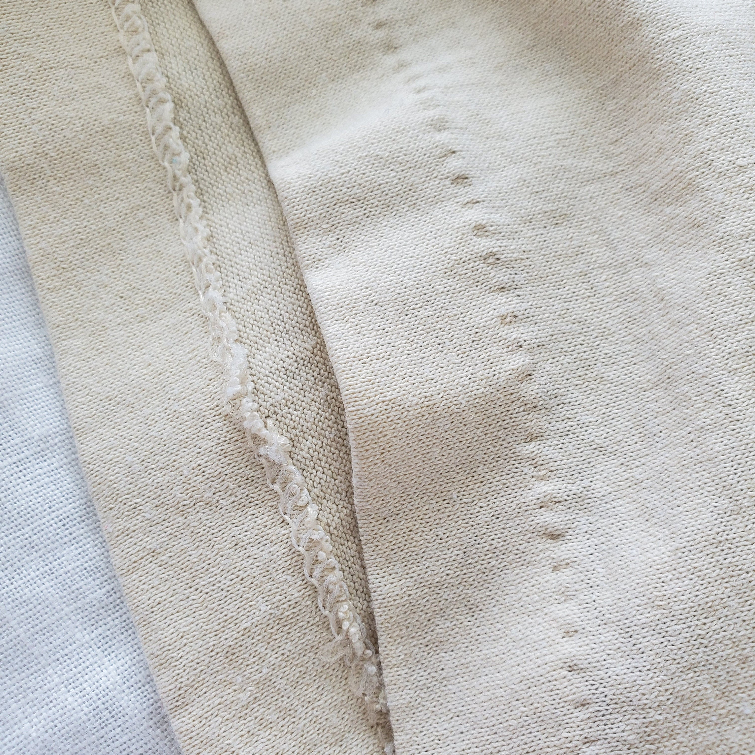 Single Stitch Sleeves on a Vintage T-Shirt