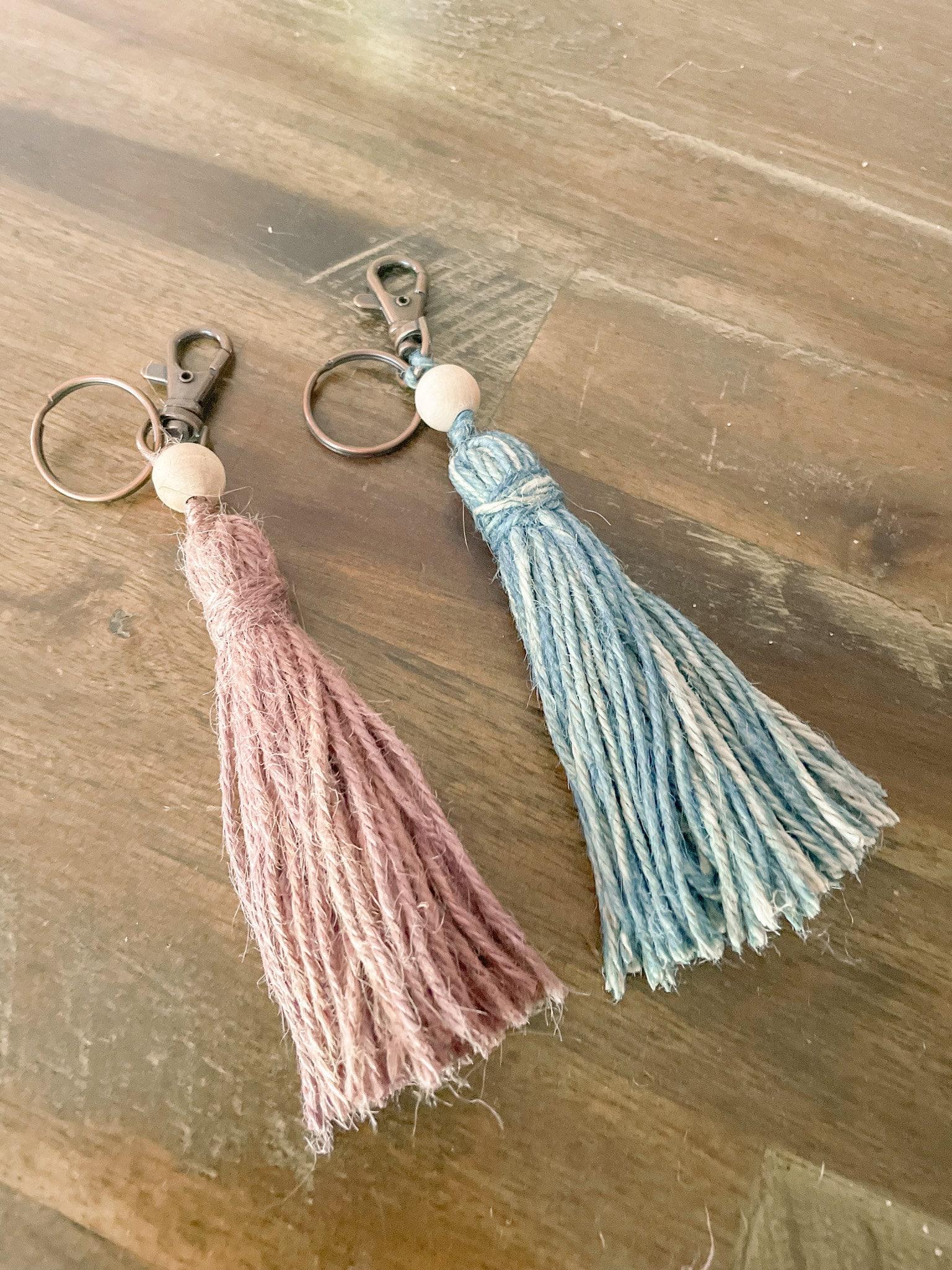 Tassel Keychains