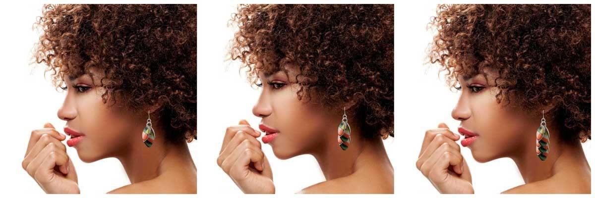 DFJ Earring Length Guide