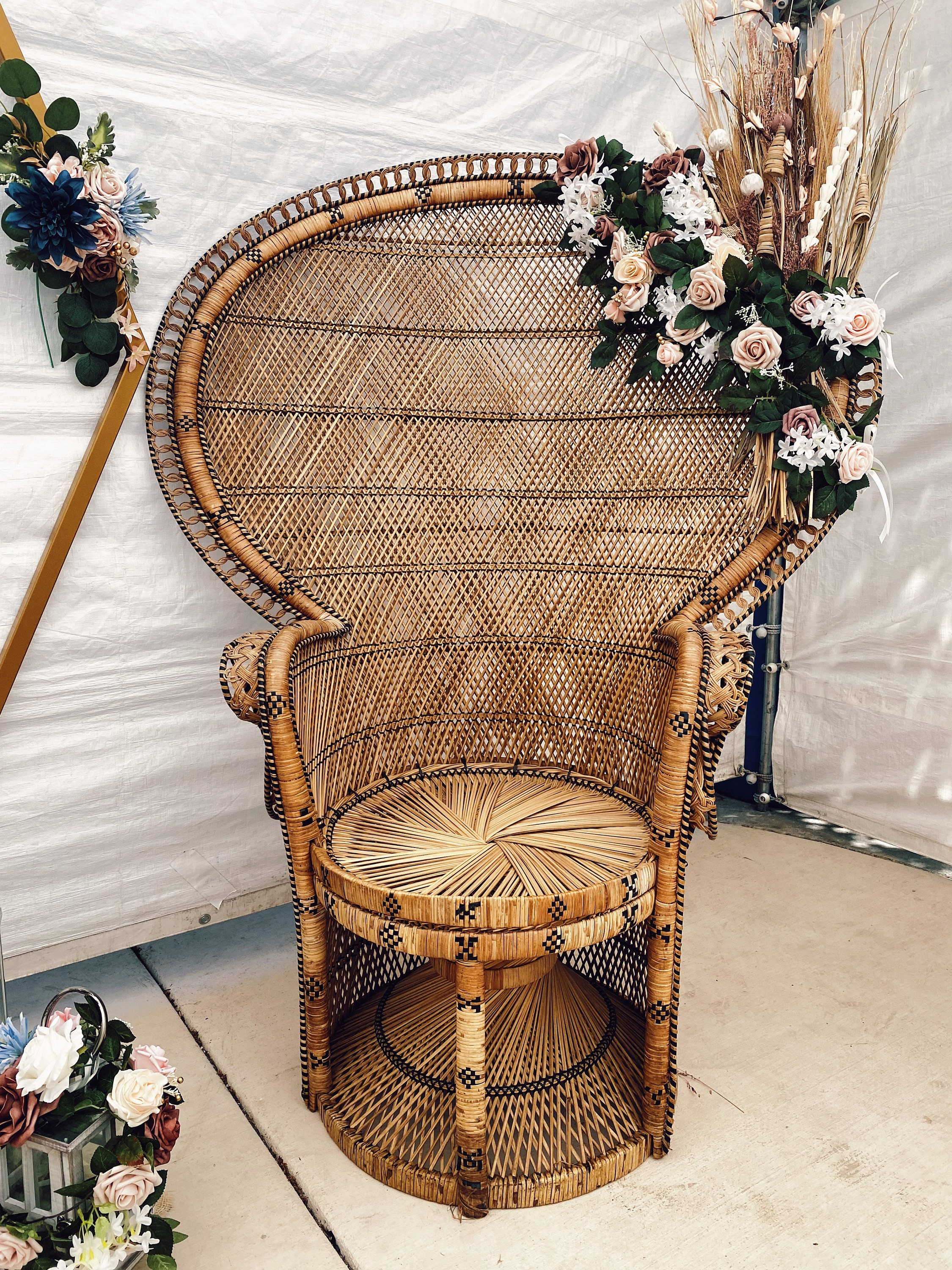Chis Classic Peacock Chair