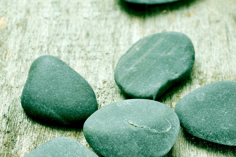 green stones for heart chakra