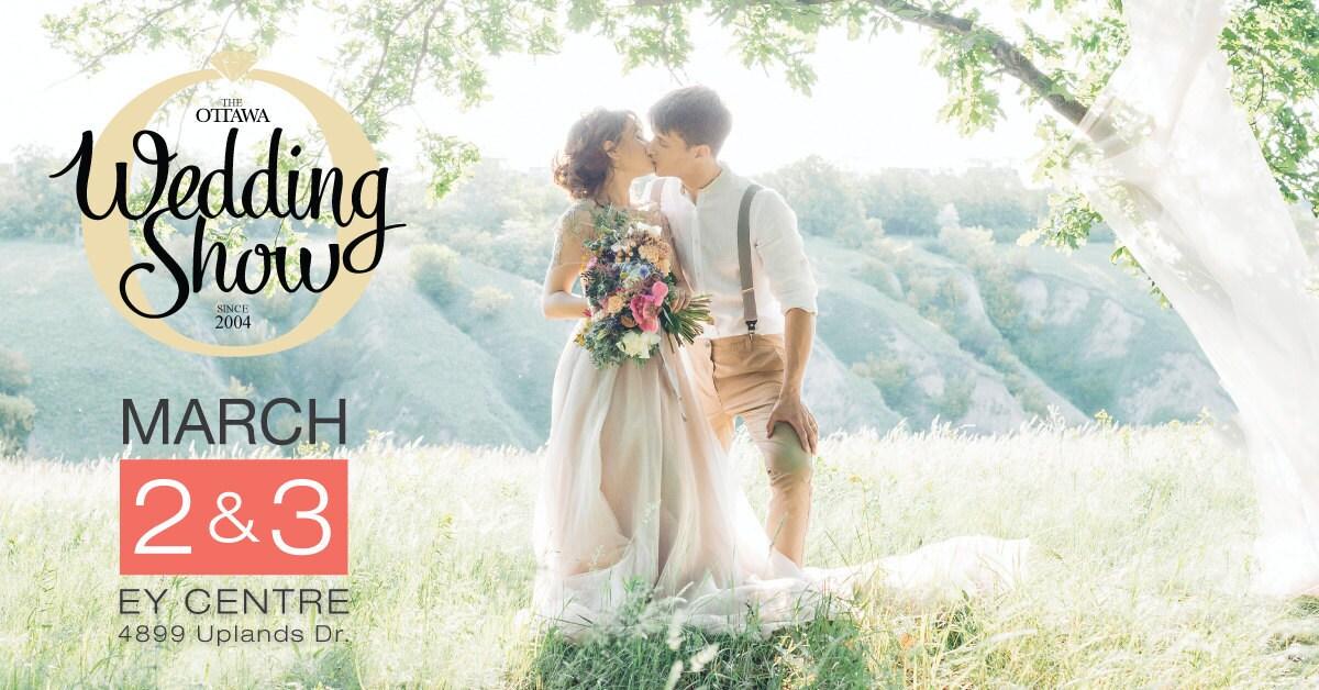 Ottawa wedding show march 2019