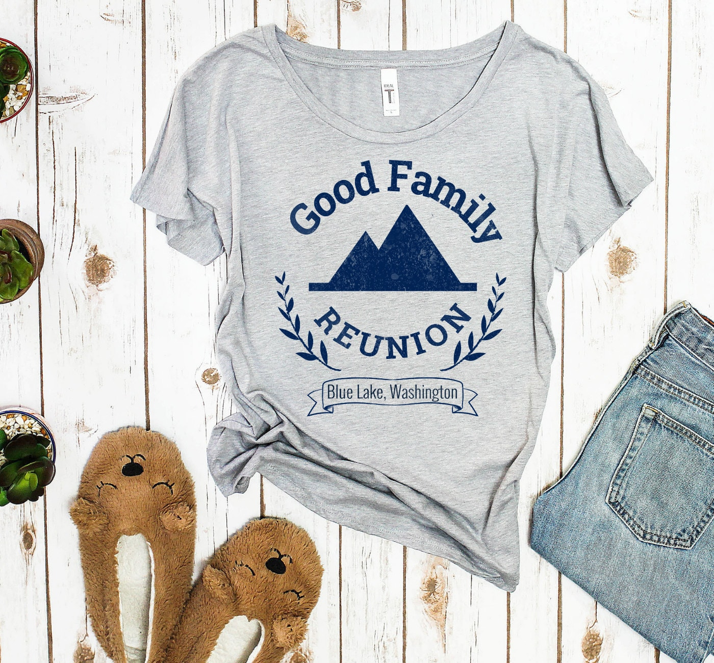 Custom Family Reunion Shirt