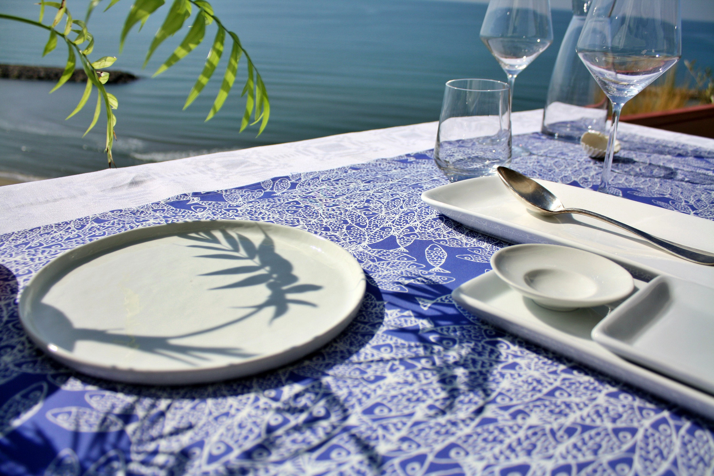 Linge de table Made in France - Marque Grand Travers