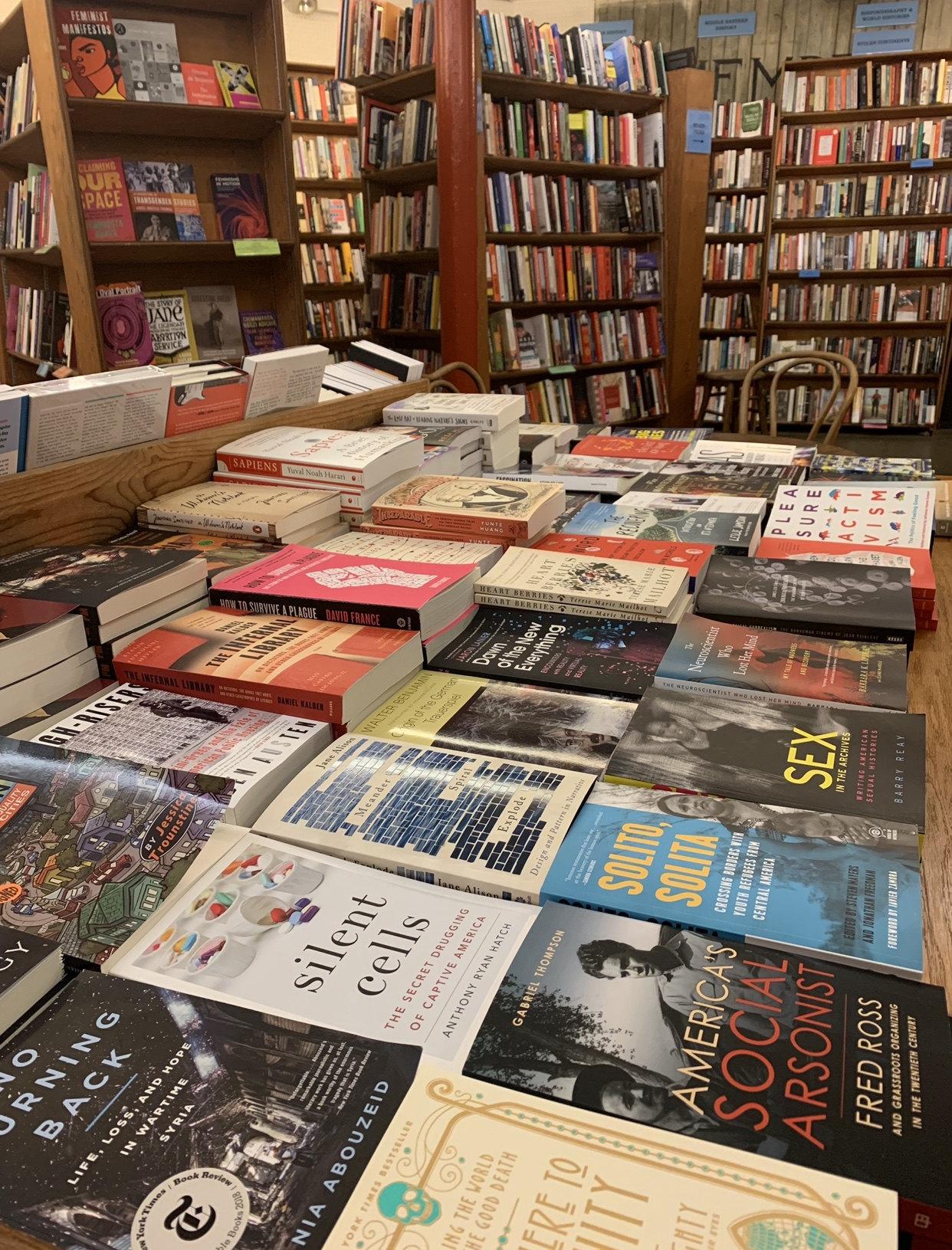 Bright Light Books Store