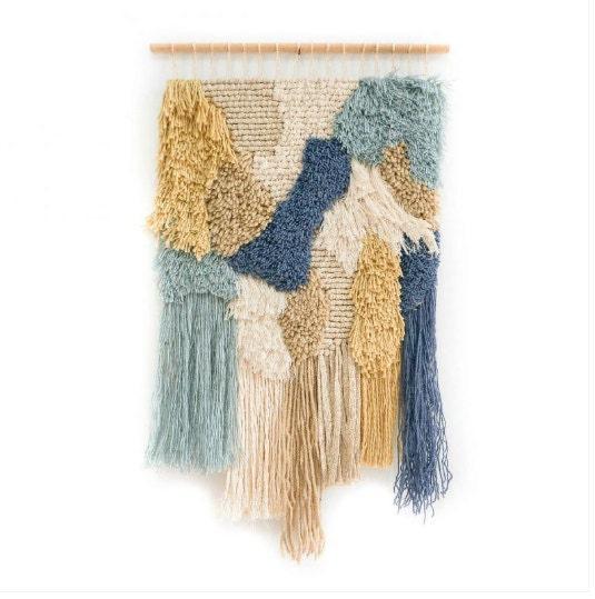 Living Fibers Tapestry