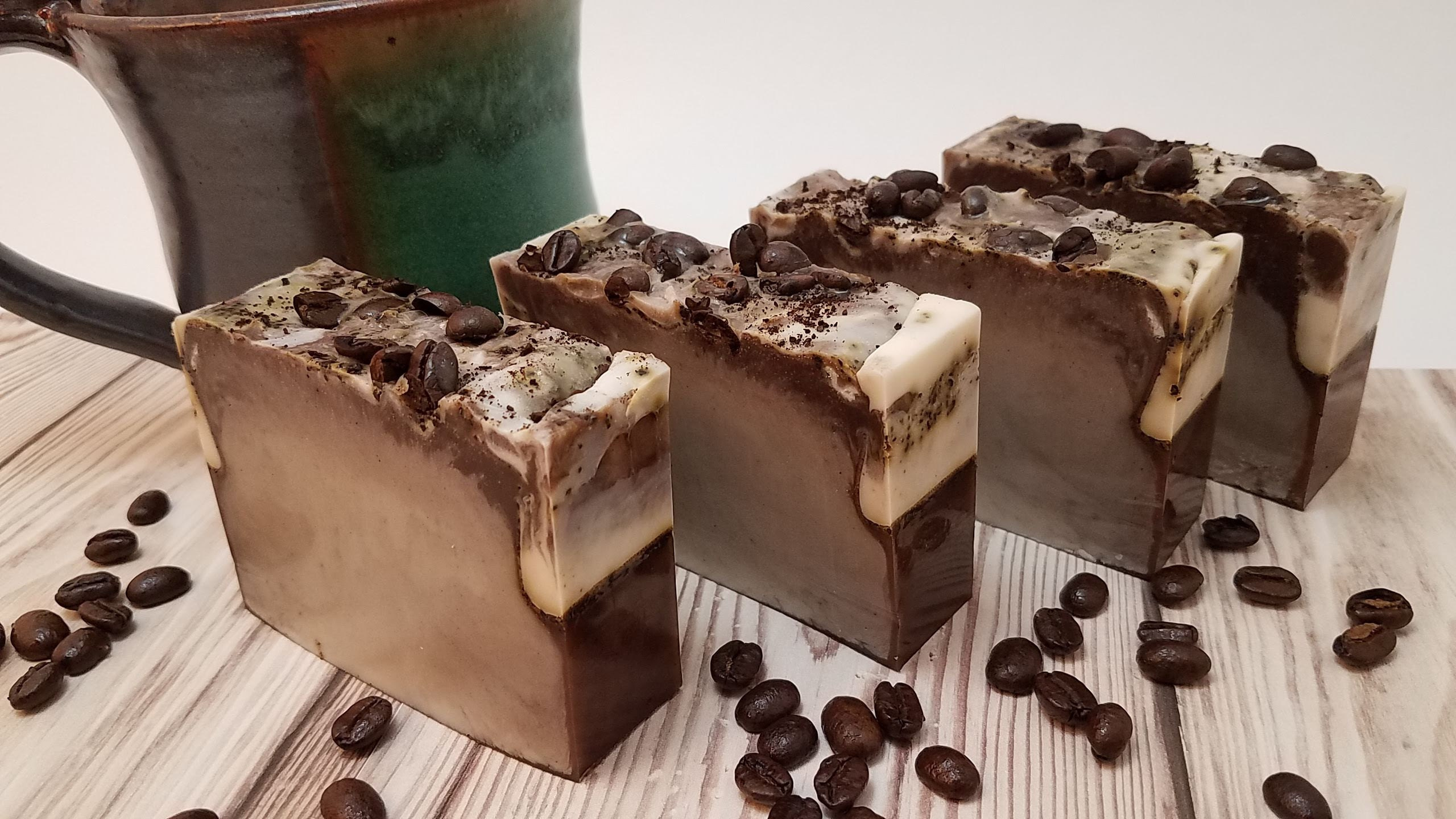Cafe Latte Soap Bar