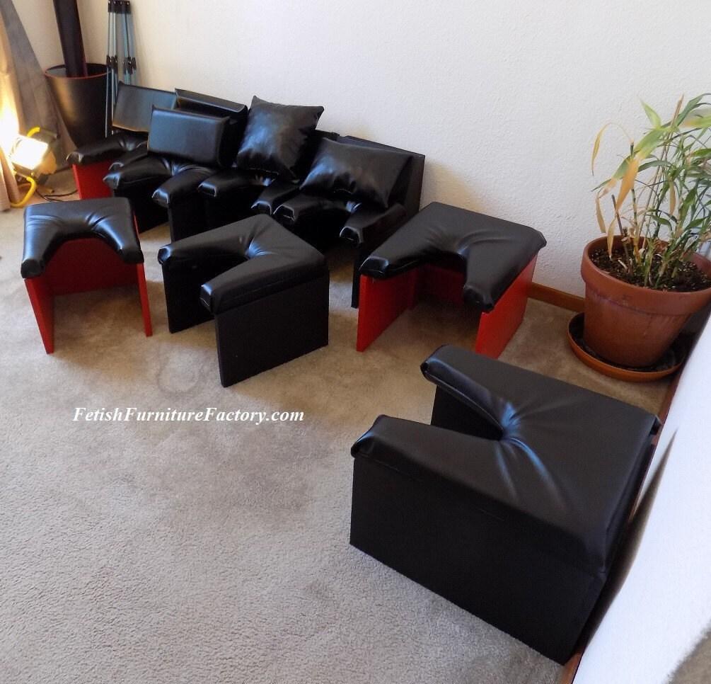 Rim Seat - Oral Sex Chair - Dungeon - BDSM - FemDom
