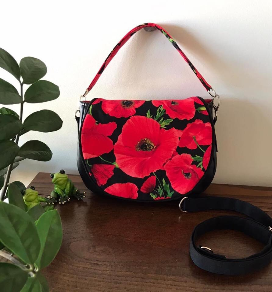 Serena Saddle Bag Sew Awesome Creations