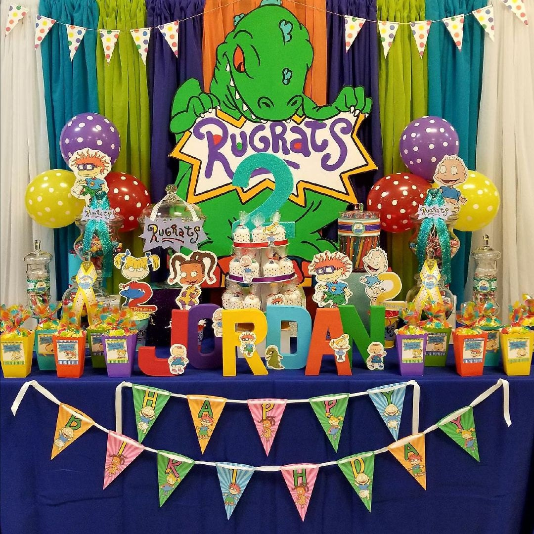 rugrats baby shower