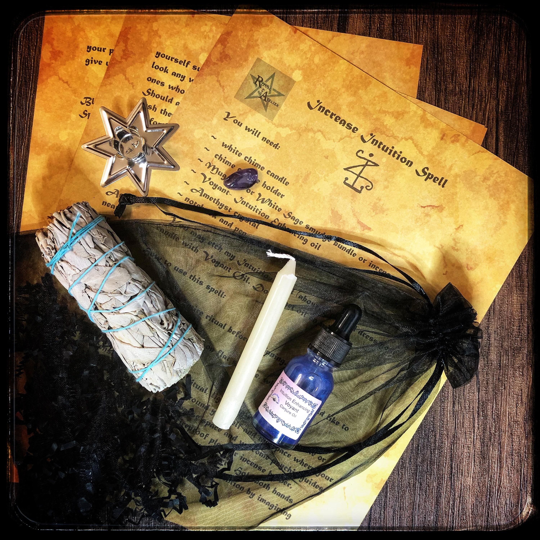 ritual arts atelier diy spell kits
