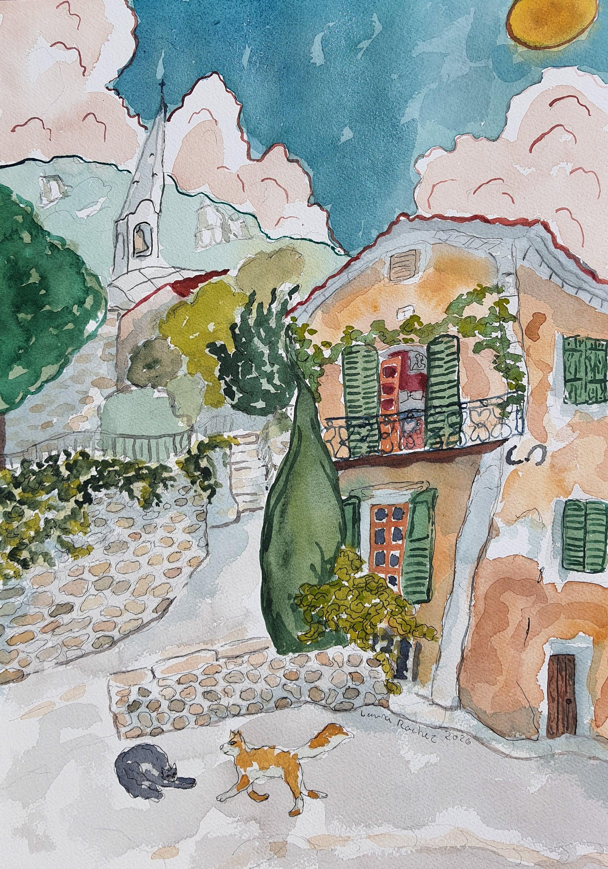 Village de Monieux