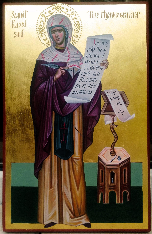 St. Kassia st.Cassia ,St. Kassiani
