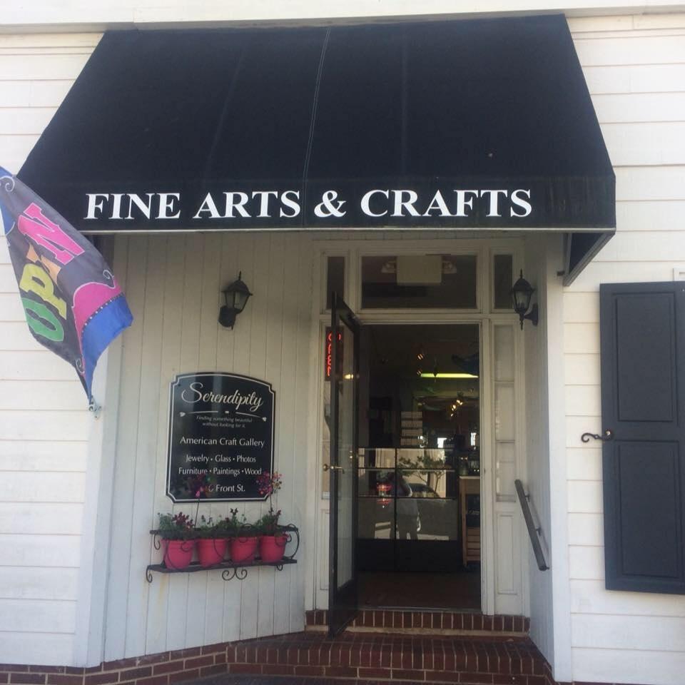 Serendipity Gallery. Beaufort, NC