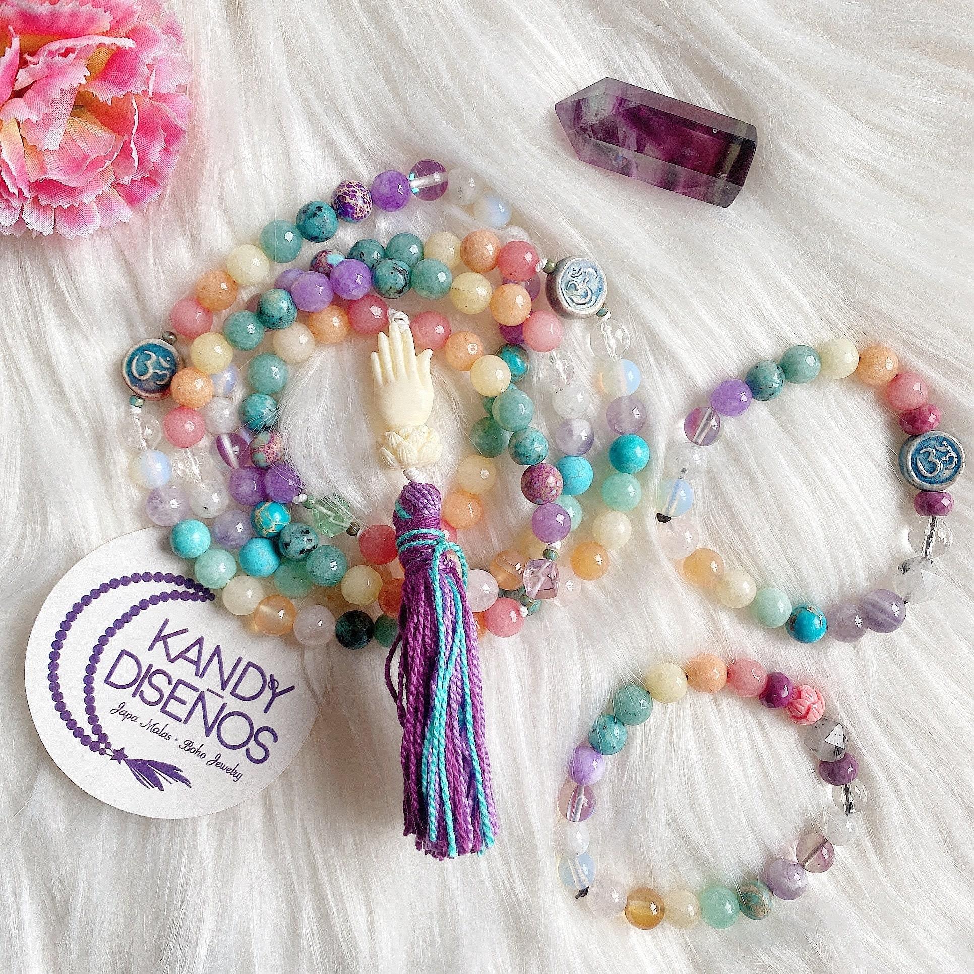 chakra jewelry set