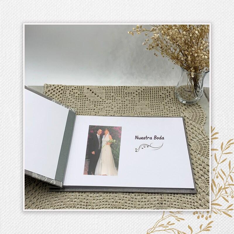 Fotos de un álbum de boda