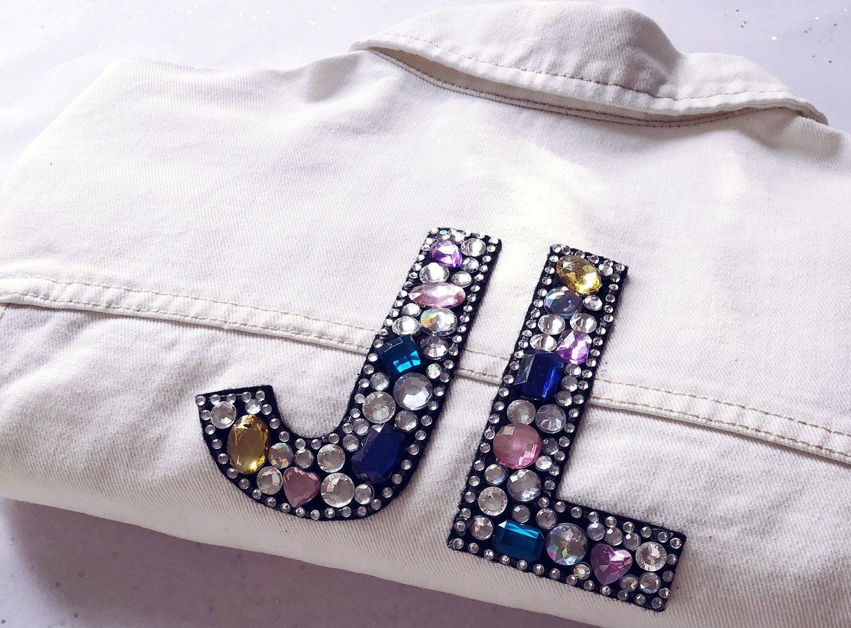 The Parker Monogrammed Bridal Jacket