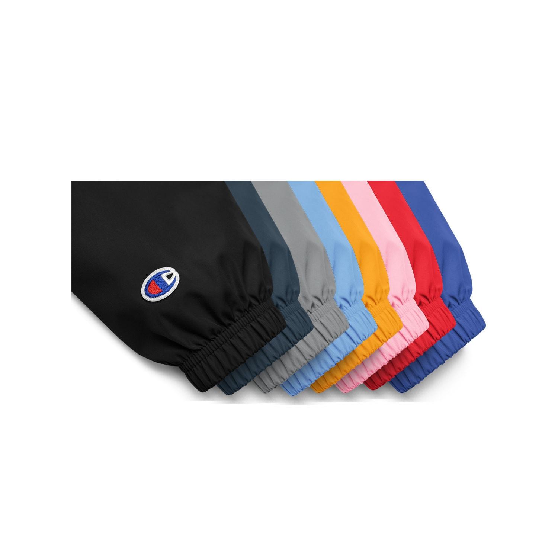 champion packable jackets multiple colours
