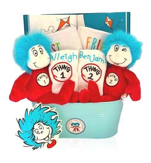 Dr Seuss Baby Gift Basket