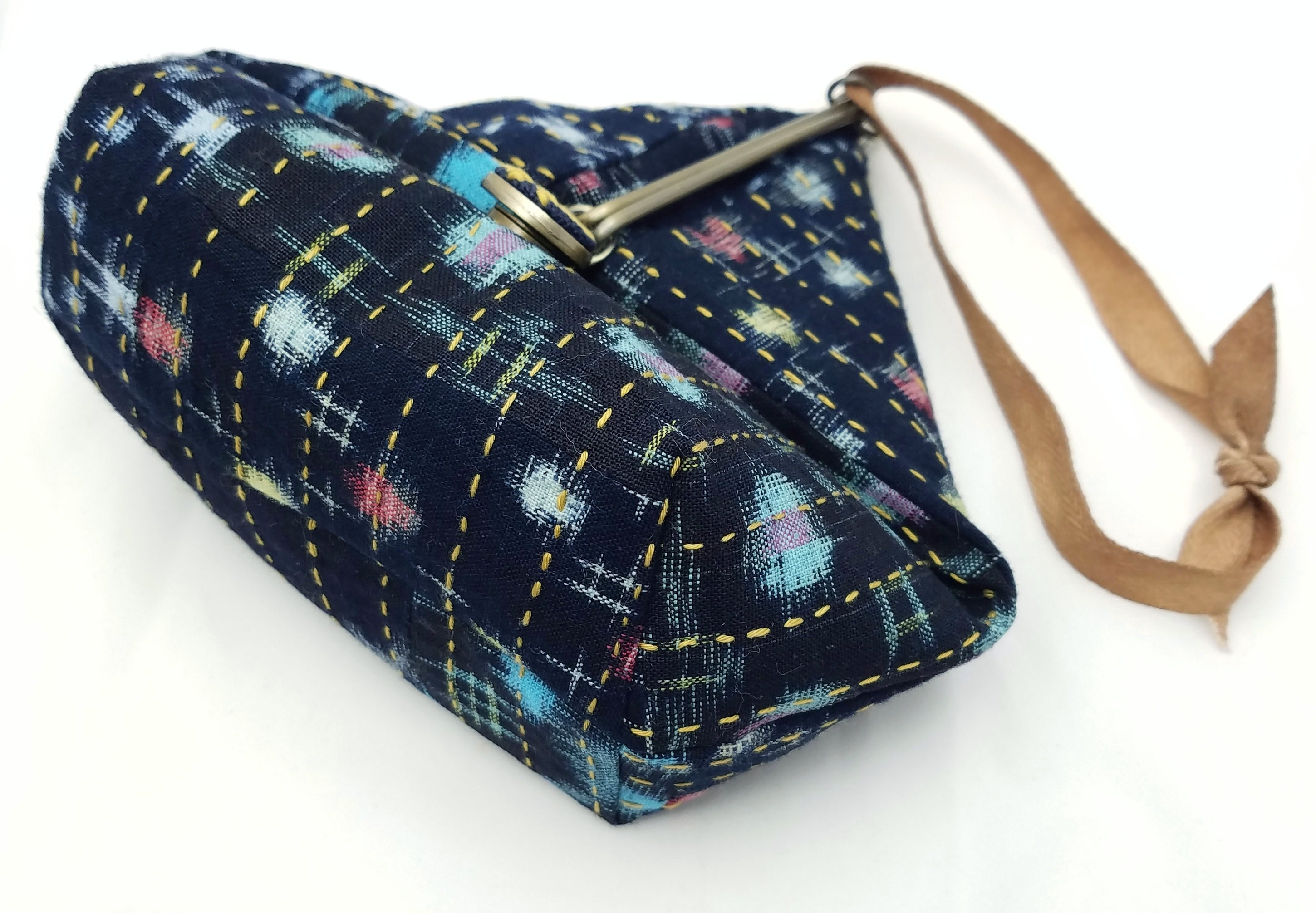 bag made with slide clasp