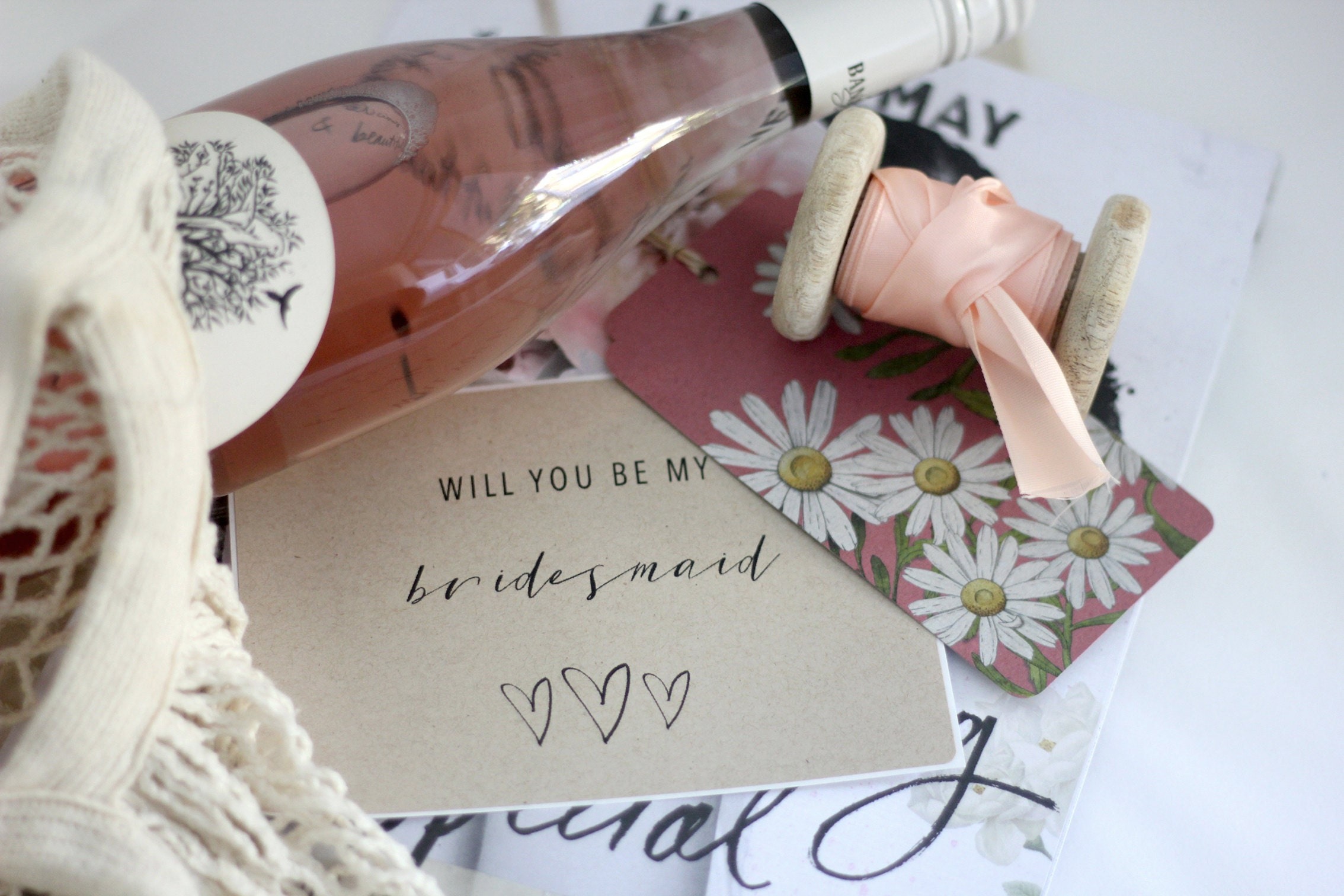 LUXE-FOR-LESS BRIDESMAID PROPOSALS