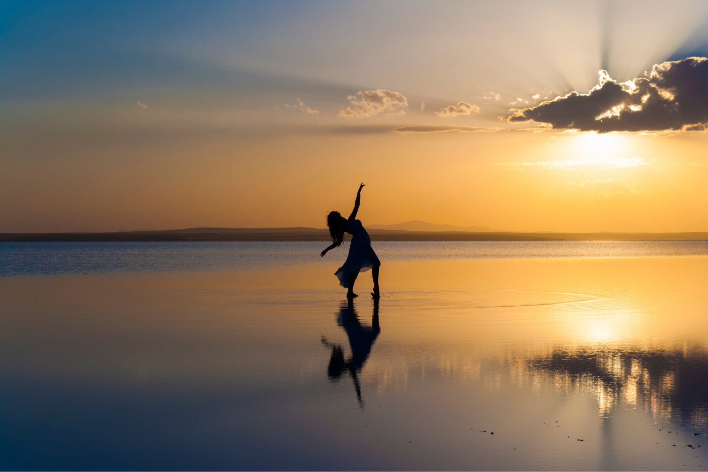 Meditate in the dance