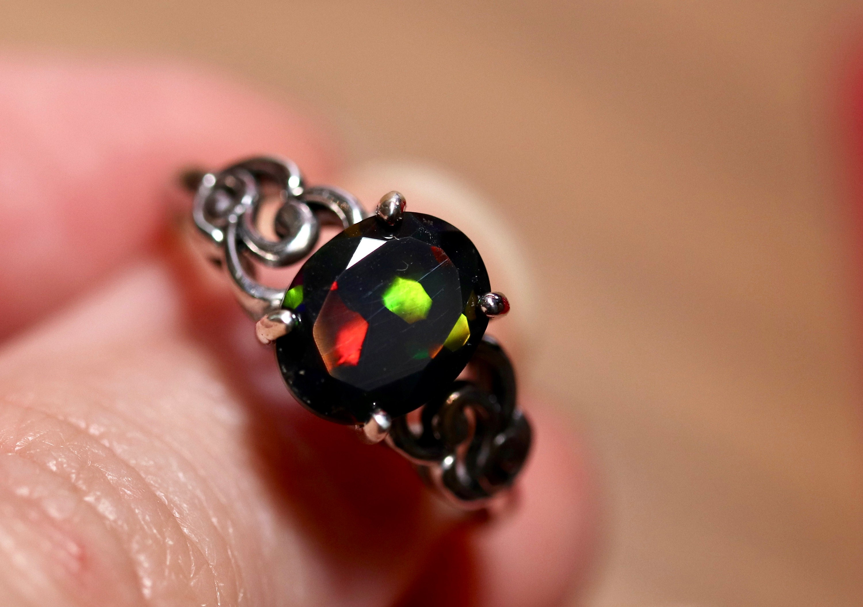 Classic best selling Victorian ring - my first design