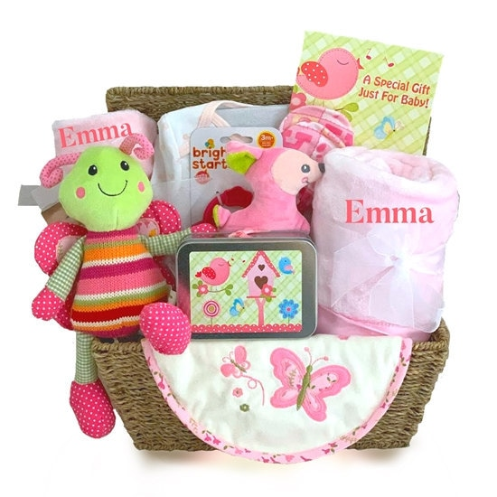 Garden Pals Baby Gift