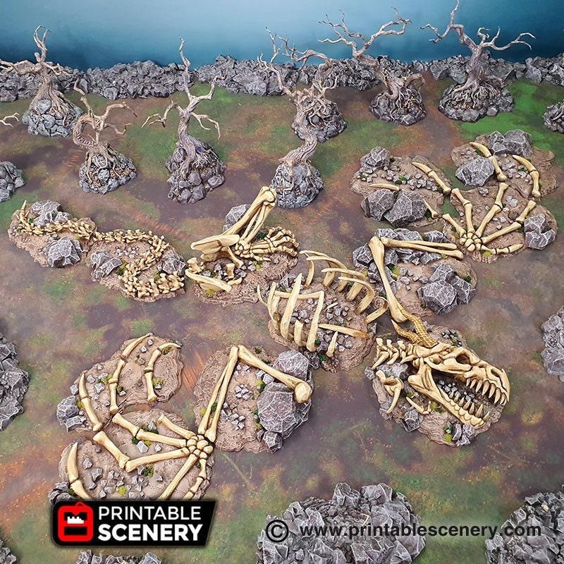 dragon graveyard bones