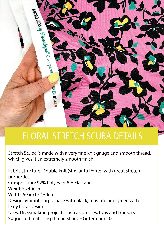 scuba fabric printed scuba fabric scuba fabric for dressmaking